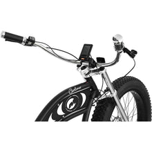 Load image into Gallery viewer, MICARGI CYCLONE, Fat Tire, Stretch Cruiser, Chopper Style eBike - 500 Watt, 48V - electricbyke.com