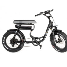 Load image into Gallery viewer, GREENBIKE ELECTRIC MOTION Mule, Fat Tire, Two-Seater, Urban/Beach Cruiser - 500 Watt, 48V - electricbyke.com