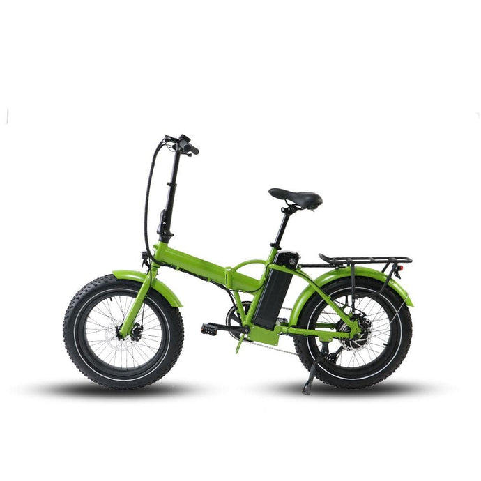 EUNORAU, Foldable, Fat Tire Leg-Over 20