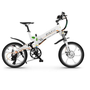 GREENBIKE ELECTRIC MOTION Colt 48, Urban/Sport/Mountain eBike - 500 Watt, 48V - electricbyke.com