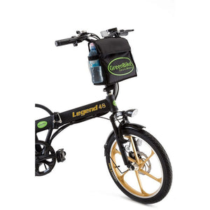 GREENBIKE ELECTRIC MOTION Legend HD 2020 Urban/Sport Mountain Bike - 350 Watt, 48V - electricbyke.com