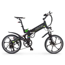Load image into Gallery viewer, GREENBIKE ELECTRIC MOTION Colt 48, Urban/Sport/Mountain eBike - 500 Watt, 48V - electricbyke.com