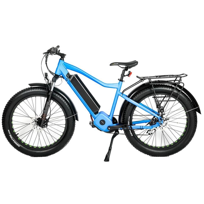 EUNORAU, FAT-HD All Terrain, Fat Tire, Electric Mountain Bike - 1000 Watt, 48V - electricbyke.com