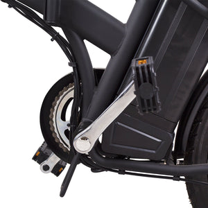NAKTO Fashion, Folding Electric Bike - 250 Watt, 36V - electricbyke.com