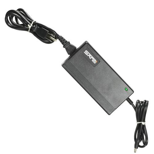 QuietKat Battery Charger, 3 Pin Down Pull - electricbyke.com
