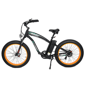 ECOTRIC HAMMER, Fat Tire Beach/Snow - 1000 Watt, 48V - electricbyke.com