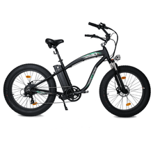 Load image into Gallery viewer, ECOTRIC HAMMER, Fat Tire Beach/Snow - 1000 Watt, 48V - electricbyke.com