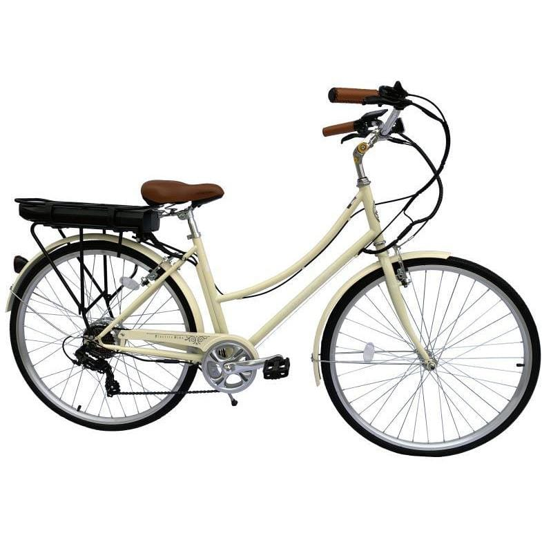 MICARGI HOLLAND V7, Women's City Commuter - 350 Watts, 48V - electricbyke.com