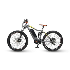 QUIETKAT, QUANTUM, Fat Tire, Electric Mountain Bike - 750/1000 Watt, 48 V - electricbyke.com