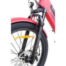 Load image into Gallery viewer, QUIETKAT, VILLAGER, Fat TIre, Electric Mountain/Cruiser Bike - 500 Watt, 48 V - electricbyke.com