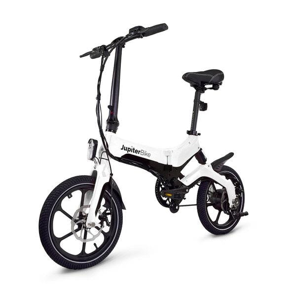 JUPITERBIKE DISCOVERY X5  Folding Electric Mountain Bike - 350 Watt, 36V - electricbyke.com