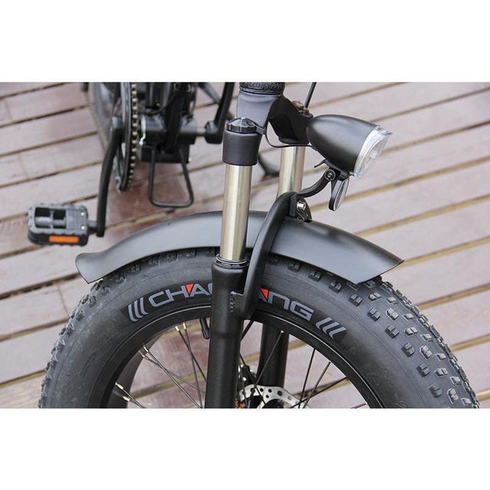 EMOJO Front Fork Upgrade for Lynx Pro - electricbyke.com