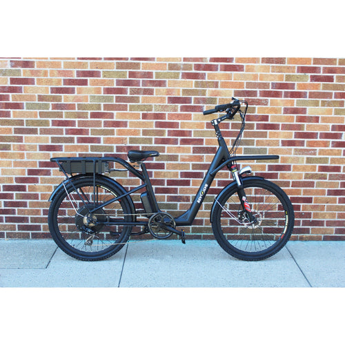 REVOLVE, Plus Forty E-Bike - 500 Watt, 48V - electricbyke.com