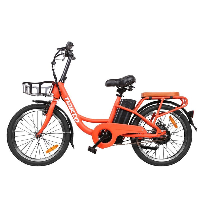 NAKTO Pony, City Cargo Electric Bike, 20