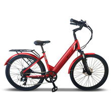 Load image into Gallery viewer, EMOJO, Electric Bike, PANTHER PRO, Beach/City Cruiser - 500 Watt, 48V - electricbyke.com