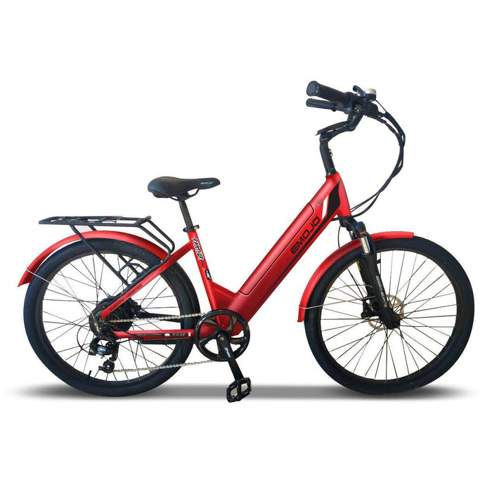 EMOJO, Electric Bike, PANTHER PRO, Beach/City Cruiser - 500 Watt, 48V - electricbyke.com