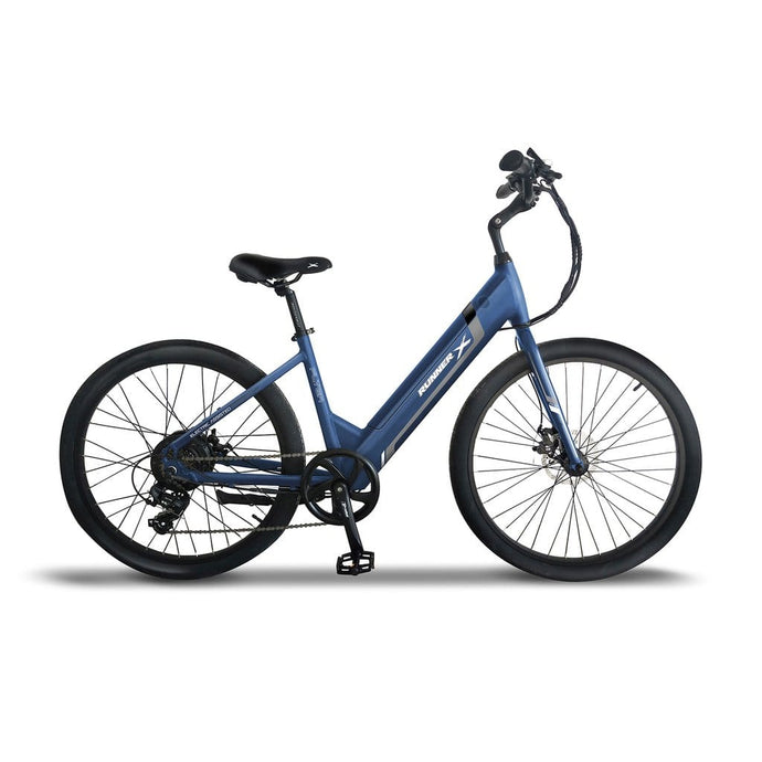 EMOJO RunnerX Flyer, Electric Beach Cruiser - 500 WATT, 36V - electricbyke.com