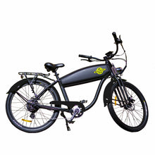Load image into Gallery viewer, WILDSYDE Shadow Vintage Electric Bicycle -500 Watt, 36V (Class 2) - electricbyke.com