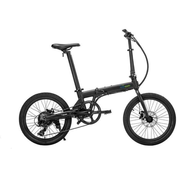 QUALISPORTS, VOLADOR, Folding Mini Ebike - 350 Watt, 36V - electricbyke.com
