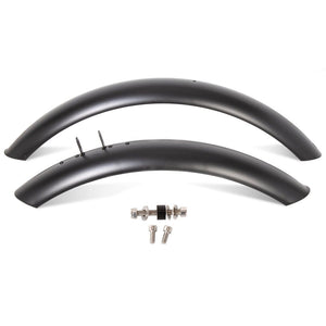 ECOTRIC Fenders for Hammer Fat Tire Beach / Snow eBike - electricbyke.com