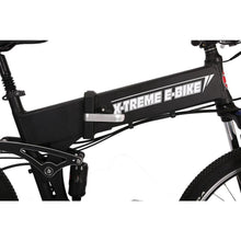 Load image into Gallery viewer, X-TREME Baja, Folding Electric Mountain Bicycle - 500 Watt, 48V - electricbyke.com