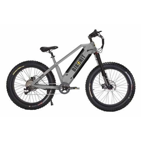 BIKONIT, HD 750, All Terrain Electric Bike - 750 Watt, 48V (15Ah) - electricbyke