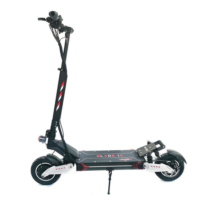 GREENBIKE ELECTRIC MOTION, Blade 10 Scooter - 1200 Watts, 48V or 60V - electricbyke.com