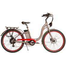 Load image into Gallery viewer, WILDSYDE Paree Vintage Classic Electric Bicycle - 500 Watt, 48V (Class 2) - electricbyke