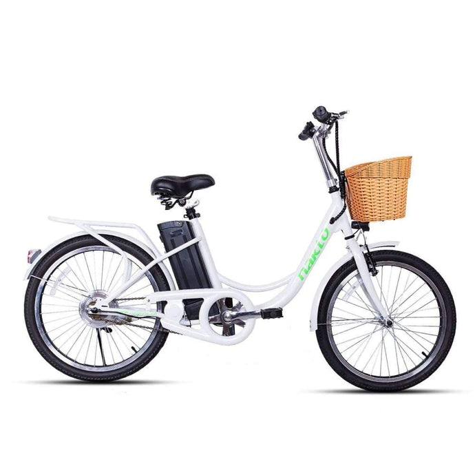 NAKTO Elegance, Electric City Cruiser - 250 Watt, 36V - electricbyke.com