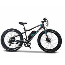 Load image into Gallery viewer, EMOJO, Electric Bike, WILDCAT PRO HD 750, Fat Tire Beach/Trail/Street Cruiser - 750 Watt, 48V - electricbyke.com