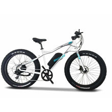 Load image into Gallery viewer, EMOJO, Electric Bike, WILDCAT PRO, Fat Tire Beach/Trail/Street Cruiser - 500 Watt, 48V - electricbyke.com