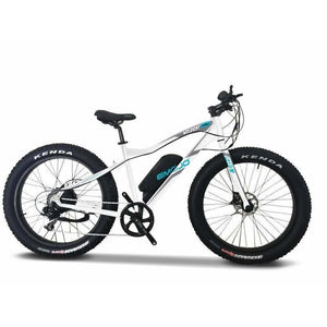 EMOJO, Electric Bike, WILDCAT PRO, Fat Tire Beach/Trail/Street Cruiser - 500 Watt, 48V - electricbyke.com