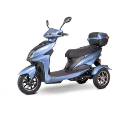 Load image into Gallery viewer, EWheels EW-10 Sport Mobility Scooter - 500 Watt, 48V - electricbyke.com