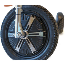 Load image into Gallery viewer, EWheels EW-18 Turbo Stand-N-Ride Mobility Scooter - 500 Watt, 25 Mile Est Range - electricbyke.com