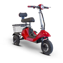 Load image into Gallery viewer, EWheels EW-19 Foldable Mobility Scooter - 500 Watt, 48V - electricbyke.com