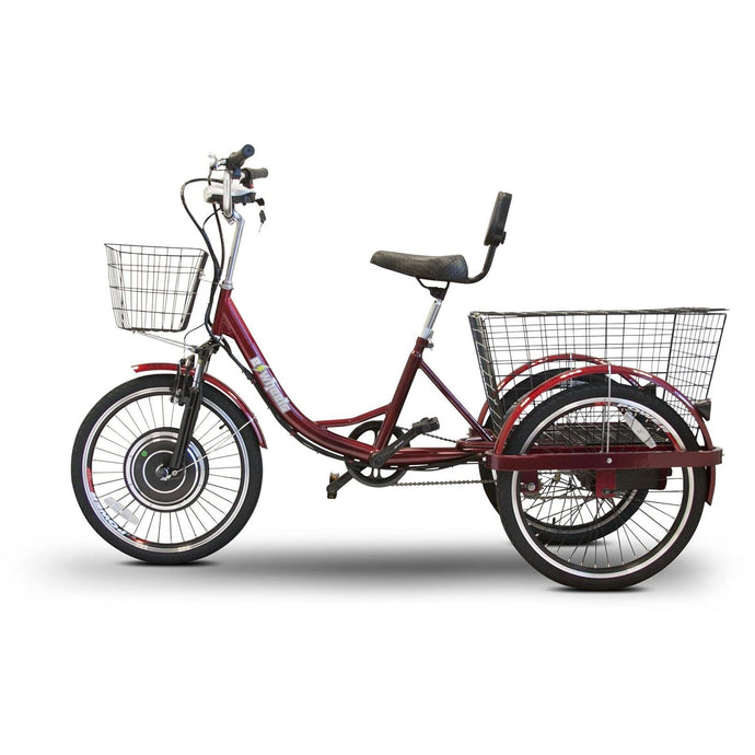 EWheels EW-29 Electric Tricycle - 500 Watt, 48V - electricbyke.com
