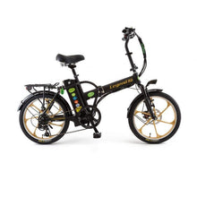 Load image into Gallery viewer, GREENBIKE ELECTRIC MOTION Legend HD 2020 Urban/Sport Mountain Bike - 350 Watt, 48V - electricbyke.com