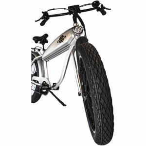 WILDSYDE The Beast Vintage Electric Bicycle - 500 Watt, 36V (Class 1) - electricbyke.com