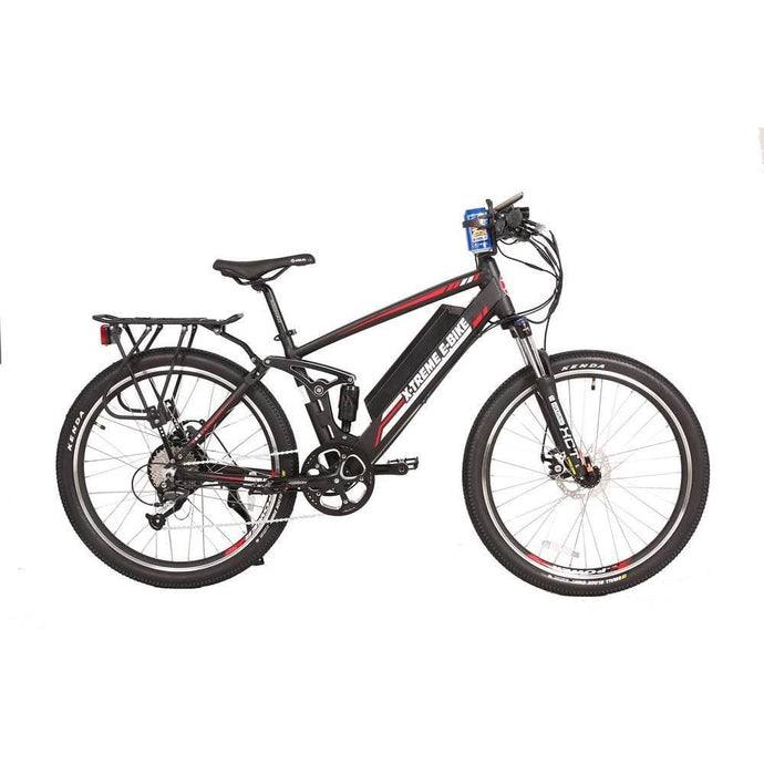 X-TREME Rubicon Electric Mountain Bicycle - 500 Watt, 48V - electricbyke.com