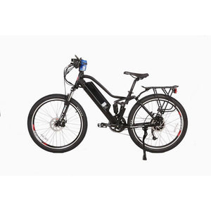 X-TREME Sedona Women's Step-Through Mountain Bicycle - 500 Watt, 48V - electricbyke.com