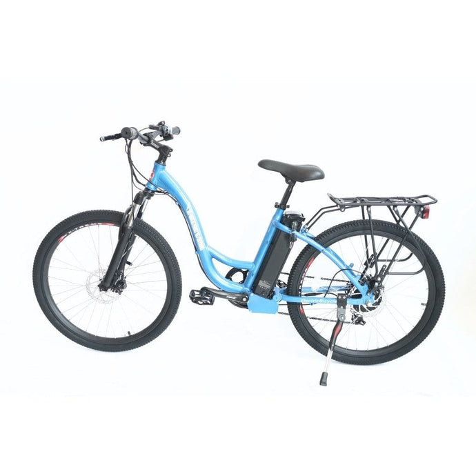 X-TREME  TC-36 Electric Step-Through Mountain Bike - 350 Watt, 36V - electricbyke.com