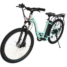 Load image into Gallery viewer, X-TREME  TC-36 Electric Step-Through Mountain Bike - 350 Watt, 36V - electricbyke.com