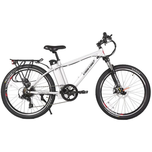 X-TREME Trail Maker Elite, Electric Mountain Bike - 300 Watt, 24V - electricbyke.com