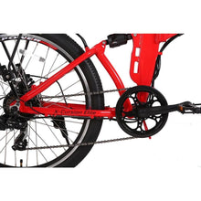 Load image into Gallery viewer, X-TREME  X-Cursion Elite, Folding Mountain Bike - 300 Watt, 24V - electricbyke.com