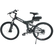 Load image into Gallery viewer, X-TREME  XC-36 Electric Folding Mountain Bike - 350 Watt, 36V - electricbyke.com