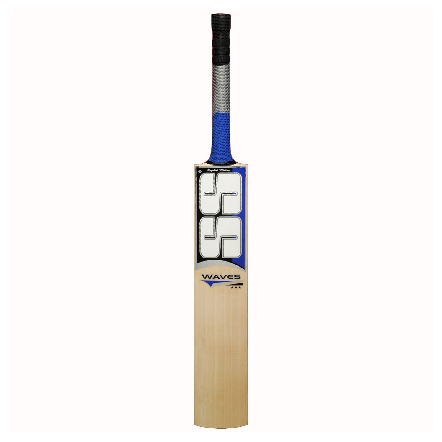 SS Waves English Willow Cricket Bat Standard Size