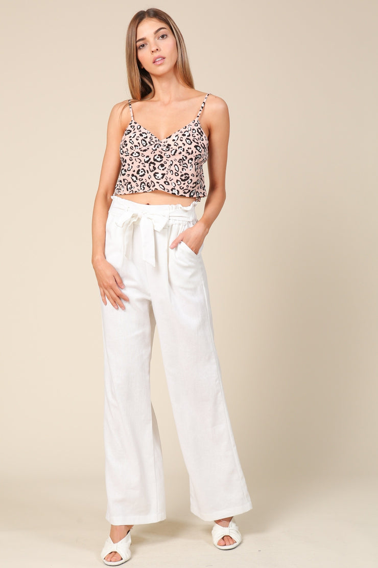 On Vacation Pants - Bloom By Lovlie