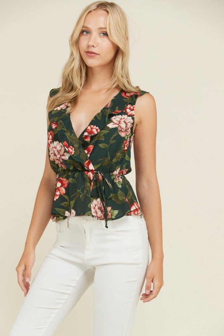 Flower Child Top - Bloom By Lovlie