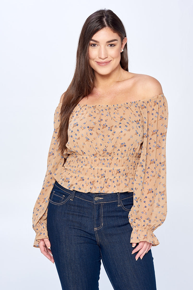 Selena Top - Bloom By Lovlie