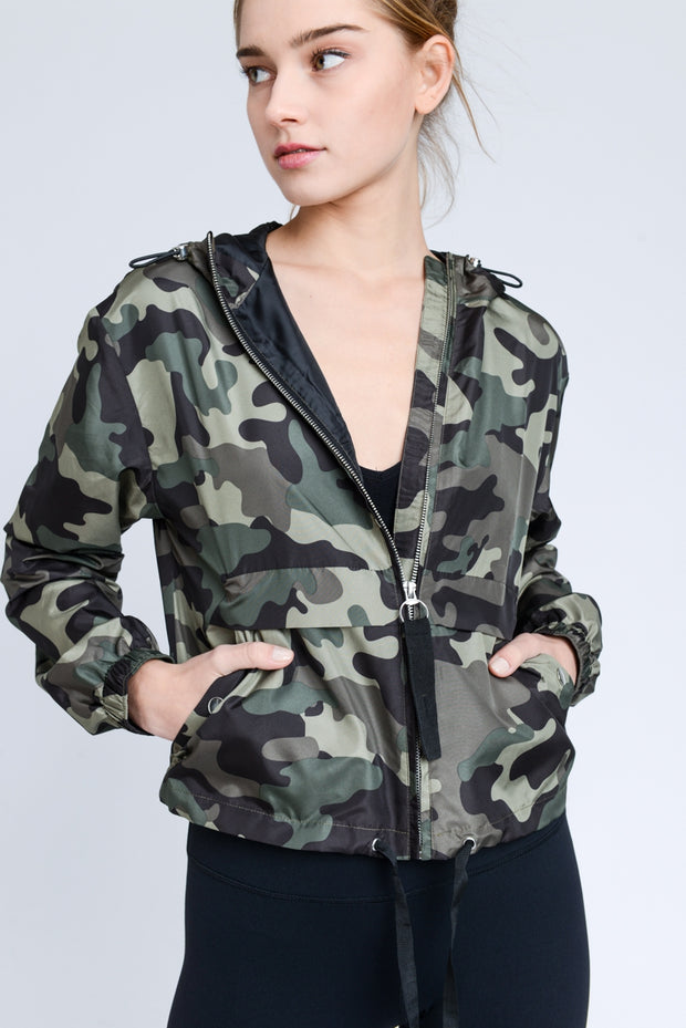 Tough It Out Jacket - Bloom By Lovlie
